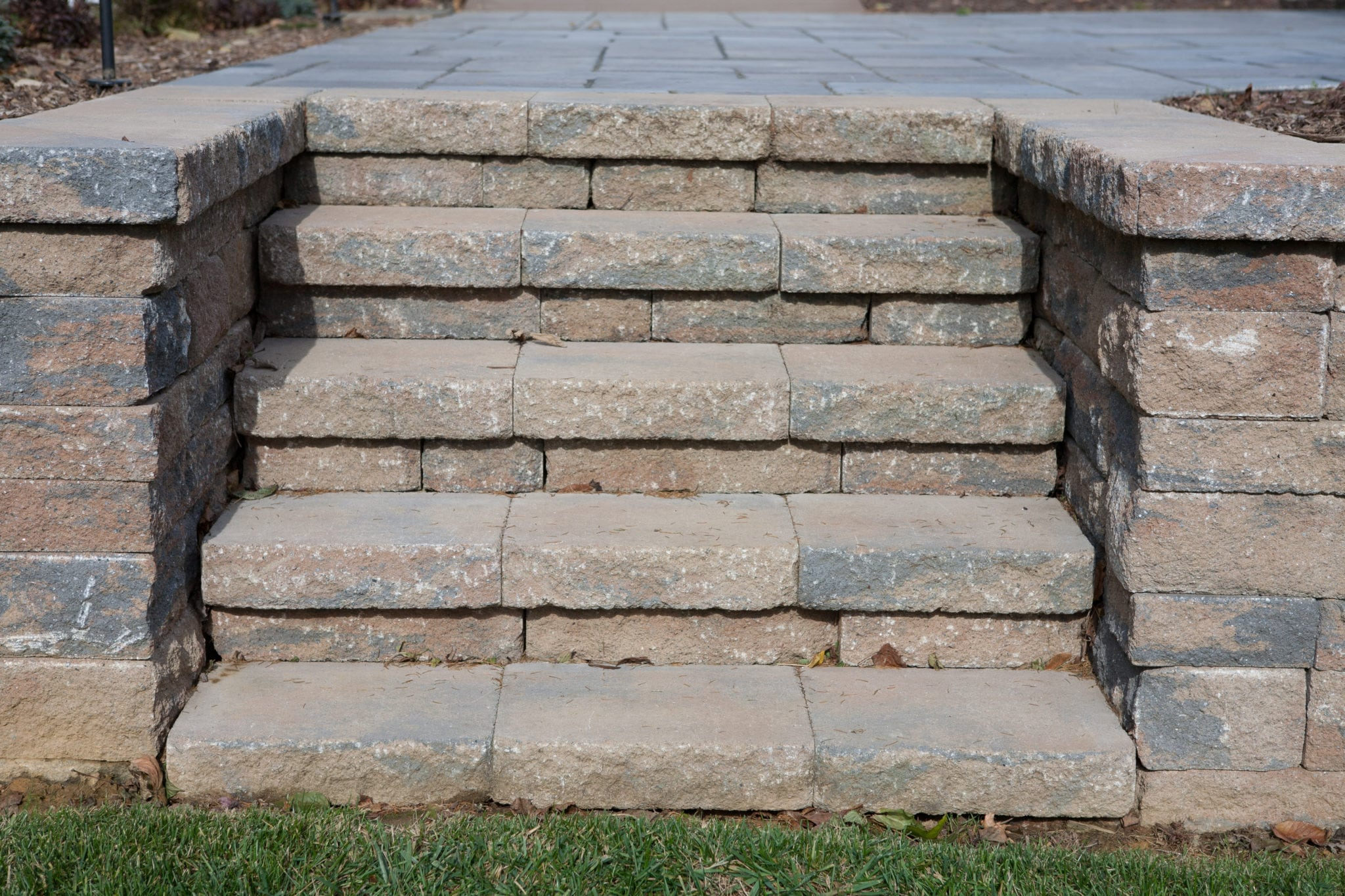 Retaining Wall With Steps Pictures Mycoffeepot Org